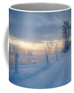 Kootenai River Road Coffee Mug
