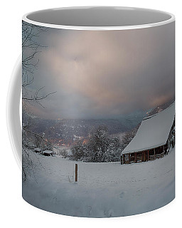 Kootenai Valley Barn Coffee Mug