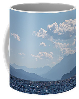 Kootenay Lake South Coffee Mug by Cathie Douglas