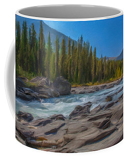 Kootenay River Coffee Mug