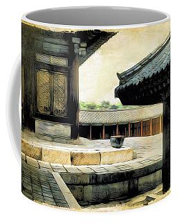 Korean Palace I Coffee Mug
