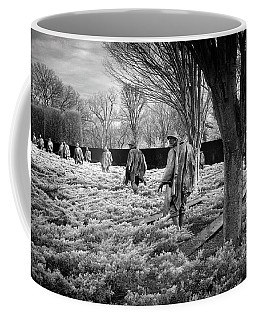 Korean War Memorial Coffee Mug