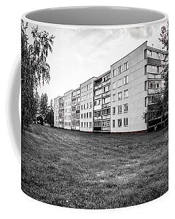Kostsyukovichy Flats Coffee Mug