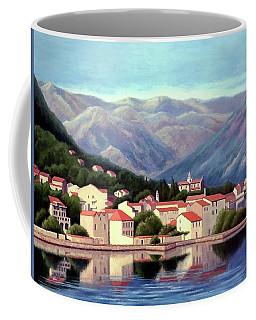 Kotor Montenegro Coffee Mug