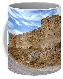 Koulos Fortress At Aptera Coffee Mug