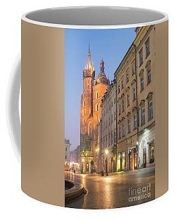 Krakow Coffee Mug by Juli Scalzi