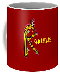 Krampus Coffee Mug