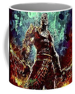 Kratos Coffee Mug