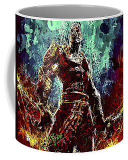 Kratos Coffee Mug