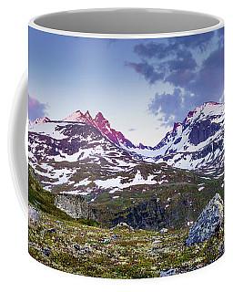 Crimson Peaks Coffee Mug