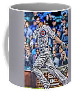 Kris Bryant Chicago Cubs Coffee Mug