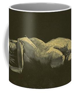 Kroki 2014 09 27_3figure Drawing White Chalk  Coffee Mug