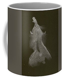 Kroki 2014 10 04_16 Figure Drawing White Chalk Coffee Mug