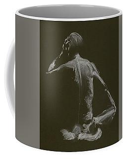 Kroki 2015 01 10_14 Figure Drawing White Chalk Coffee Mug