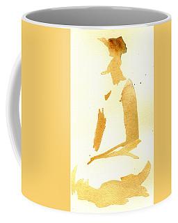 Kroki 2015 03 28_29 Maalarhelg 3 Akvarell Watercolor Figure Drawing Coffee Mug