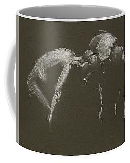 Kroki 2015 04 25 _1 Figure Drawing White Chalk Coffee Mug