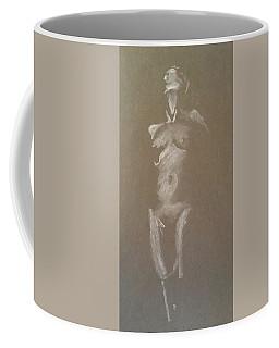 Kroki 2015 06 18_6 Figure Drawing White Chalk Coffee Mug