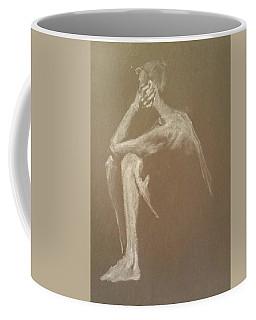 Kroki 2015 06 18_9 Figure Drawing White Chalk Coffee Mug