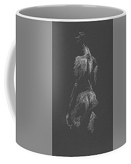 Kroki 2015 09 26 _3 Figure Drawing White Chalk Coffee Mug