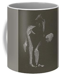 Kroki 2015 10 03_10 Figure Drawing White Chalk Coffee Mug
