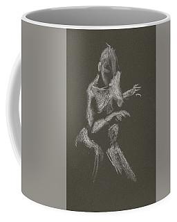 Kroki 2015 10 03_12 Figure Drawing White Chalk Coffee Mug