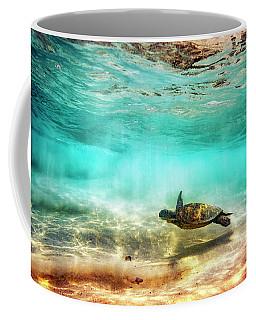 Kua Bay Honu Coffee Mug