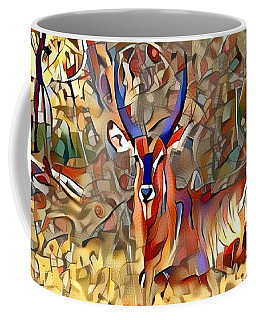 Kudu Coffee Mug