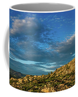 Kuipers' Peak In The Sun Coffee Mug