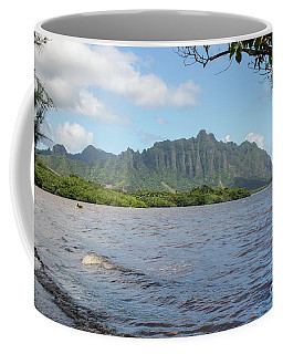 Kuoloa 1 Mountain Range Coffee Mug
