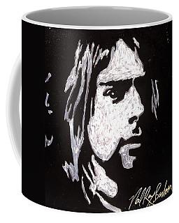 Kurt Kobain Coffee Mug