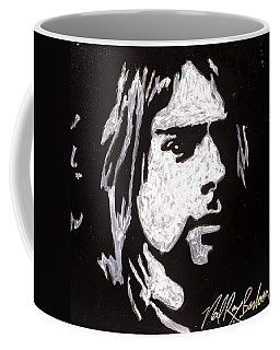 Kurt Kobain Coffee Mug