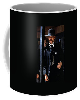 Kurt Russell As Wyatt Earp Tombstone Arizona 1993-2015 Coffee Mug