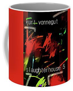 Kurt Vonnegut Poster  Coffee Mug