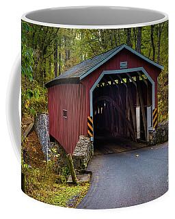 Kurtz Mill Covered Bridge Coffee Mug