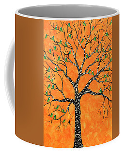Kurva Vriksh Coffee Mug by Sumit Mehndiratta