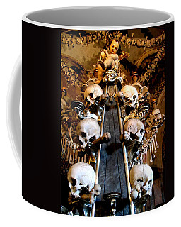 Coffee Mug featuring the photograph Kutna Hora Cz by Michelle Dallocchio