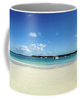 Kuto Bay Morning Pano Coffee Mug
