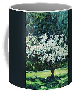 Kwanzan I Coffee Mug