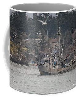 Coffee Mug featuring the photograph Kwiaahwah by Randy Hall