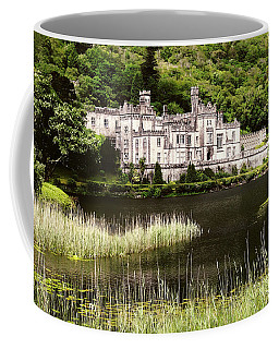 Kylemore Abbey Victorian Ireland Coffee Mug
