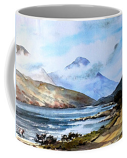 Kylemore Lough, Galway Coffee Mug