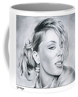 Kylie Minogue Coffee Mug