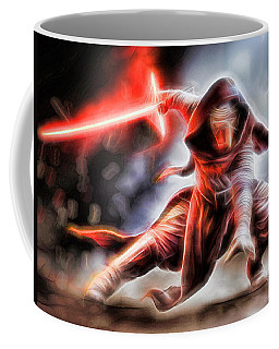 Kylo Ren I Will Fulfill Our Destiny Coffee Mug