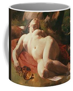 La Bacchante Coffee Mug