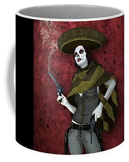 La Bandida Muerta Coffee Mug