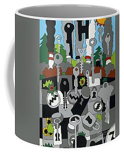 La Basin Coffee Mug