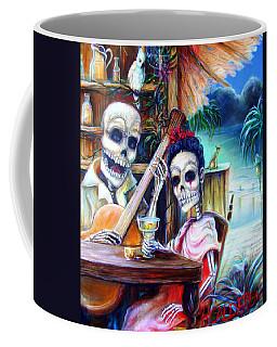 La Borracha Coffee Mug by Heather Calderon