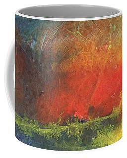 La Caleta Del Diablo Coffee Mug