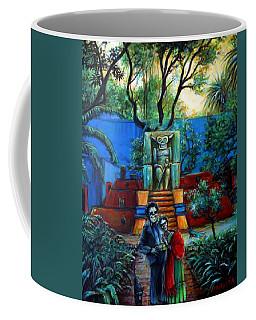 La Casa Azul Coffee Mug