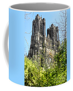 La Cathedrale Notre Dame De Reims Coffee Mug